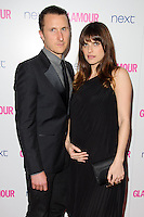 Lake Bell and Scott Campbell arrives for the Glamour Women of the Year Awards 2014 in Berkley Square, London. 03/06/2014 Picture by: Steve Vas / Featureflash