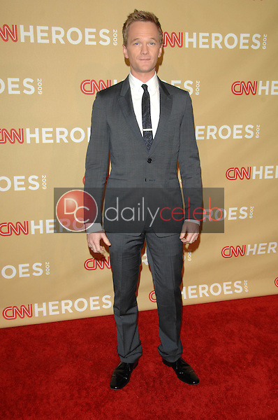 "Neil Patrick Harris<br /> at the ""CNN Heroes: An All-Star Tribute,"" Kodak Theater, Hollywood, CA. 11-21-09<br /> David Edwards/DailyCeleb.Com 818-249-4998"