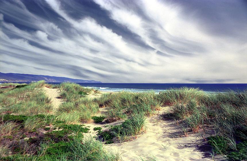 Spectacular clouds, spectacular,dunes.  Spectacular!