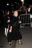 www.acepixs.com<br /> April 19, 2017 New York City<br /> <br /> Carolina Herrera was seen arriving to the Harper's Bazaar 150th Anniversary celebration at the Rainbow Room on April 19, 2017 in New York City.<br /> <br /> Credit: Kristin Callahan/ACE Pictures<br /> <br /> Tel: (646) 769 0430<br /> e-mail: info@acepixs.com