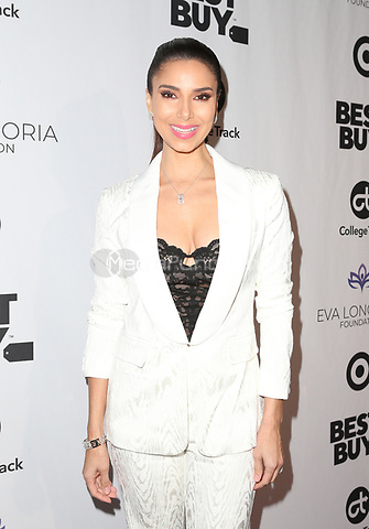 LOS ANGELES, CA - NOVEMBER 8: Roselyn Sanchez at the Eva Longoria Foundation Dinner Gala honoring Zoe Saldana and Gina Rodriguez at The Four Seasons Beverly Hills in Los Angeles, California on November 8, 2018. Credit: Faye Sadou/MediaPunch