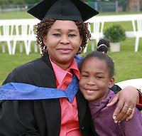 Tertiary: Graduation  kids