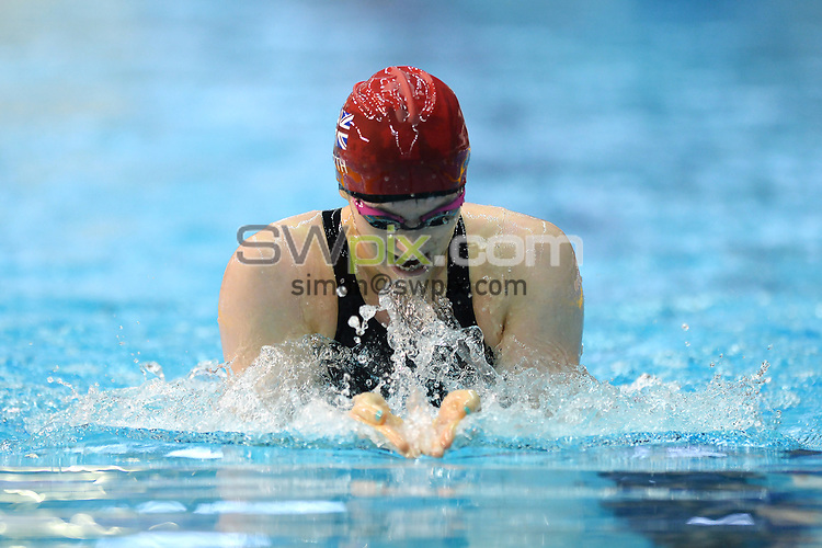 Picture by Richard Blaxall/SWpix.com - 28/07/2017 - Swimming - British Swimming Summer Championship 2017, Day 4 - Ponds Forge International Sports Centre, Sheffield, England - Bethany Firth during the Women's MC 200m Individual Medley