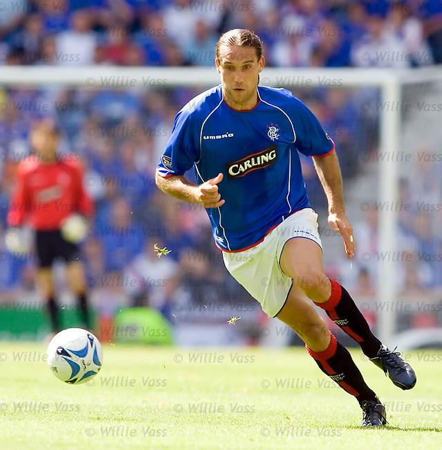 Dado Prso, Rangers.stock season 2005-2006.pic willie vass