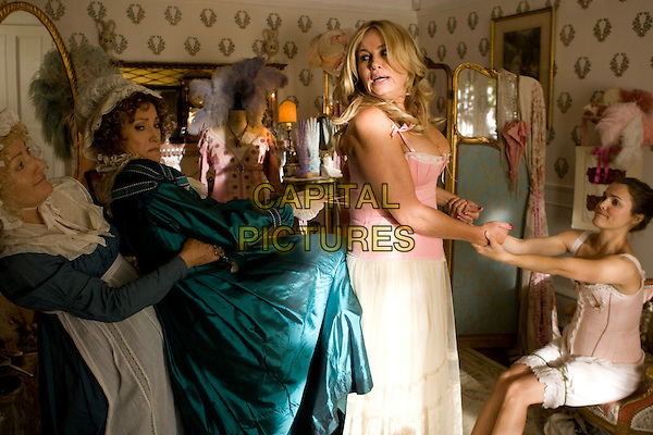 Jennifer Coolidge<br /> in Austenland (2013) <br /> *Filmstill - Editorial Use Only*<br /> CAP/NFS<br /> Image supplied by Capital Pictures