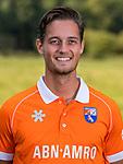 BLOEMENDAAL - Caspar van Dijk. Heren I van HC Bloemendaal , seizoen 2019/2020.   COPYRIGHT KOEN SUYK