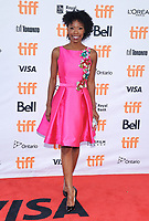 09 September 2017 - Toronto, Ontario Canada - Karimah Westbrook. 2017 Toronto International Film Festival - &quot;Suburbicon&quot; Premiere held at Princess of Wales Theatre.<br /> CAP/ADM/BPC<br /> &copy;BPC/ADM/Capital Pictures