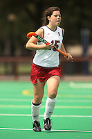 STANFORD, CA - AUGUST 19:  Leigh Kaulbach of the Stanford Cardinal during Stanford's 4-1 exhibition win over the University of the Pacific on August 19, 2008 at the Varsity Field Turf in Stanford, California.