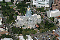 Colorado State Capitol Building; Denver.  Aug 20, 2014. 812870