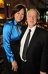 Linda Eder and Gregory Boyd at the Alley Theater Ball at the JPMorgan Chase Bank Building on Main St. Saturday May 04, 2013.(Dave Rossman photo)
