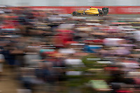 March 19, 2016:  Kevin Magnussen (DEN) #20 from the Renault Sport F1 team during practise session three at the 2016 Australian Formula One Grand Prix at Albert Park, Melbourne, Australia. Photo Sydney Low