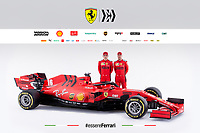 Charles Leclerc, Sebastian Vettel <br /> Ferrari F1 SF1000 Formula 1<br /> Photo Scuderia Ferrari Press Office / Insidefoto <br /> Editorial USE ONLY <br /> The picture cannot be modified and must be reproduced in its entirety.