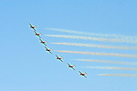 AIRSHOW.  CANADIAN SNOWBIRDS AND FRIENDS