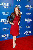 "LOS ANGELES - NOV 6:  Jane Seymour at the ""Jack and Jill"" Premiere at the Village Theater on November 6, 2011 in Westwood, CA"