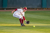 Stanford, CA,  May 1, 2016<br /> Stanford Women's Softball vs. Cal. Stanford lost 11-5.
