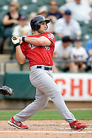 Shorey, Mark 0289.jpg. Memphis Redbirds at Round Rock Express in Pacific Coast League Baseball. Dell Diamond on April 26th 2009 in Round Rock, Texas. Photo by Andrew Woolley.