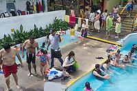 Semana Santa, Holy Week at La Gruta, thermal, hot springs, San Miguel de Allende, Queretaro, Mexico