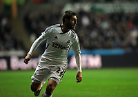 Pictured: Angel Rangel of Swansea. Tuesday, 31 January 2012<br />