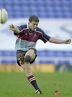 Photo - Peter Spurrier.25/01/2003 .Powergen Cup Quarter final London Irish v Rotherham