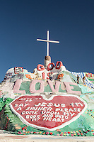Salton Sea, Salvation Mountain & Slab City
