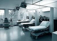 Kamer in een ziekenhuis