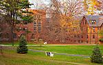 Campus Landscape.Vassar College