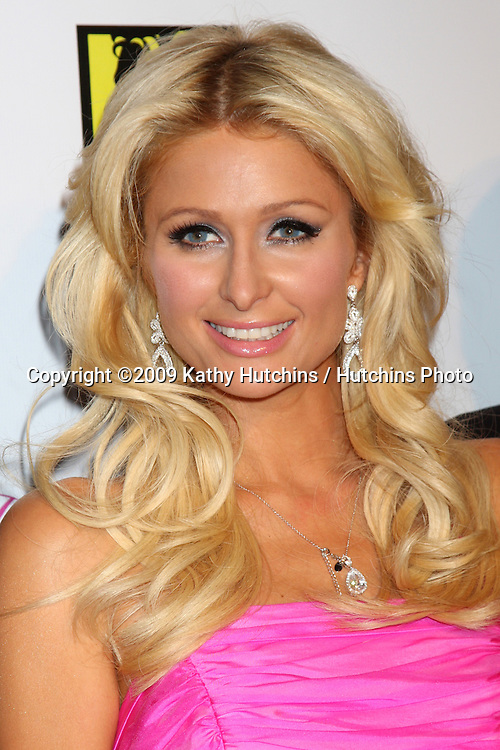 Paris Hilton.arriving at the Paris Hilton Beauty Line Launch Party.Thompson Hotel.Beverly Hills,  CA.November 17, 2009.©2009 Kathy Hutchins / Hutchins Photo.