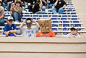 Duke and Virginia fans at Wallace Wade Stadium, Sept. 27, 2008.