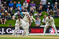 Tom Latham of the Black Caps during Day 4 of the Second International Cricket Test match, New Zealand V England, Hagley Oval, Christchurch, New Zealand, 2nd April 2018.Copyright photo: John Davidson / www.photosport.nz