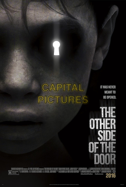 The Other Side of the Door (2016) <br /> POSTER ART<br /> *Filmstill - Editorial Use Only*<br /> CAP/KFS<br /> Image supplied by Capital Pictures
