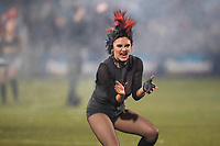 Halftime entertainment during the 2019 Super Rugby final between the Crusaders and Jaguares at Orangetheory Stadium in Christchurch, New Zealand on Saturday, 6 July 2019. Photo: Joe Johnson / lintottphoto.co.nz