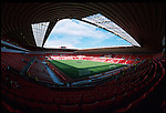 The Stadium of Light, home of Sunderland FC. Photo by Tony Davis