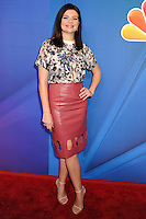 NEW YORK CITY, NY, USA - MAY 12: Casey Wilson at the 2014 NBC Upfront Presentation held at the Jacob K. Javits Convention Center on May 12, 2014 in New York City, New York, United States. (Photo by Celebrity Monitor)