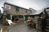 Pictured: Clwb y Bont that was severely affected by the flood in Pontypridd. Wednesday 04 March 2020<br /> Re: Revisiting the flood affected areas in Pontypridd, Wales, UK.