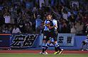Yu Kobayashi (Frontale), July 27, 2011 - Football / Soccer  : 2011 J.LEAGUE Yamazaki Nabisco Cup, 1st Round 2nd Leg match between Kawasaki Frontale 3-1 Sanfrecce Hiroshima at Kawasaki Todoroki Stadium, Kanagawa, Japan. (Photo by Atsushi Tomura /AFLO SPORT) [1035]