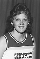 1984: Sarah Evans.