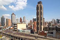 View from 418 East 59th Street
