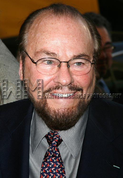 James Lipton arriving for the Opening Night Performance of LOVEMUSIK at the Biltmore Theatre in New York City.<br />May 3, 2007