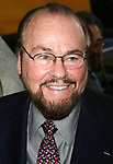 James Lipton arriving for the Opening Night Performance of LOVEMUSIK at the Biltmore Theatre in New York City.<br />