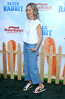 "LOS ANGELES - FEB 3:  Ever Carradine at the ""Peter Rabbit"" Premiere at the Pacific Theaters at The Grove on February 3, 2018 in Los Angeles, CA"