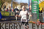 Jason Gavin at the Valentines 10 mile road race in Tralee on Saturday.