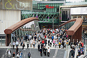 Westfield Stratford City, the largest urban shopping centre in Europe, will be the gateway to the London 2012 Olympic Park. 2,000 of the 10,000 permanent jobs at the new retail complex have gone to the local unemployed.