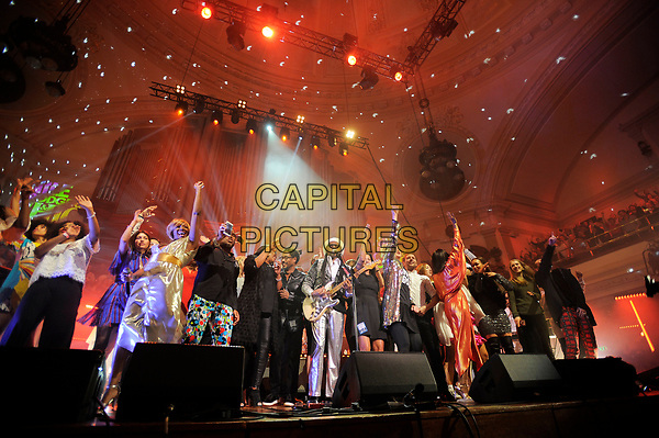 LONDON, ENGLAND - DECEMBER 31: 'Nile Rodgers and Chic' performing at Central Hall, Westminster on December 31, 2017 in London, England.<br /> CAP/MAR<br /> &copy;MAR/Capital Pictures