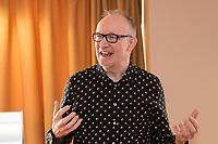 Radio Consultant and speaker David Lloyd