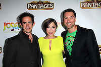 Andy Blankenbueler, Diana DeGarmo, Ace Young<br />