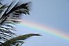 An afternoon rainbow over the Ritz-Carlton Kapalua on Maui, Hawaii. Photo by Kevin J. Miyazaki/Redux