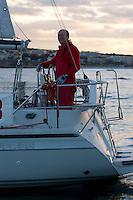ESP5551 .RI 3 .LIMBO .MIGUEL ANGEL GARCÍA FERNANDEZ .11.5 .40 .51.5 .XXIII Edición de la Regata de Invierno 200 millas a 2 - 6 al 8 de Marzo de 2009, Club Náutico de Altea, Altea, Alicante, España