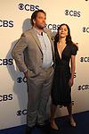 Loving's Michael Weatherly with castmate Annabelle Attanasio - Bull - CBS Upfront 2016 - Oak Room, New York City, New York.  (Photo by Sue Coflin/Max Photos)