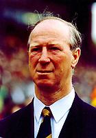 National trainer Jacky Charlton (Ireland)
