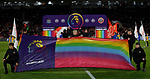 Rainbow Laces branded archway during the Premier League match at Bramall Lane, Sheffield. Picture date: 5th December 2019. Picture credit should read: Simon Bellis/Sportimage